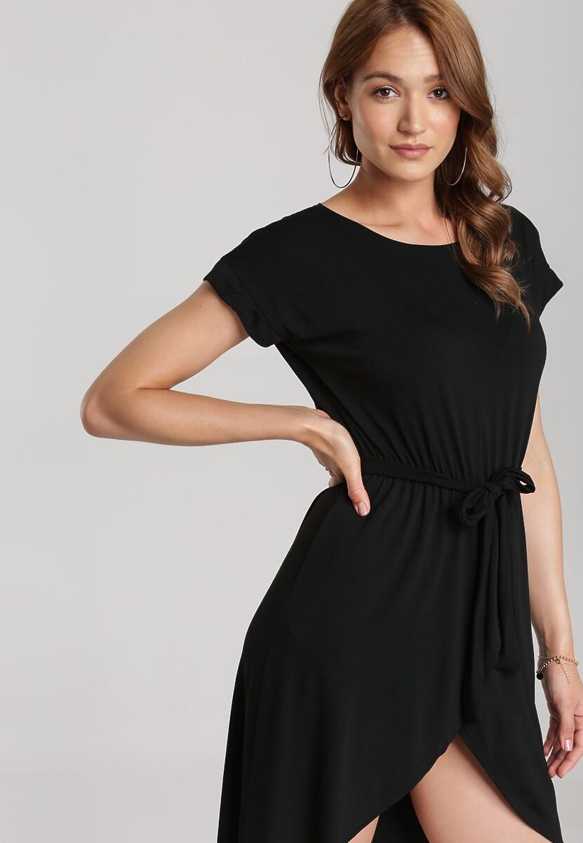 Czarna Sukienka Veridiana