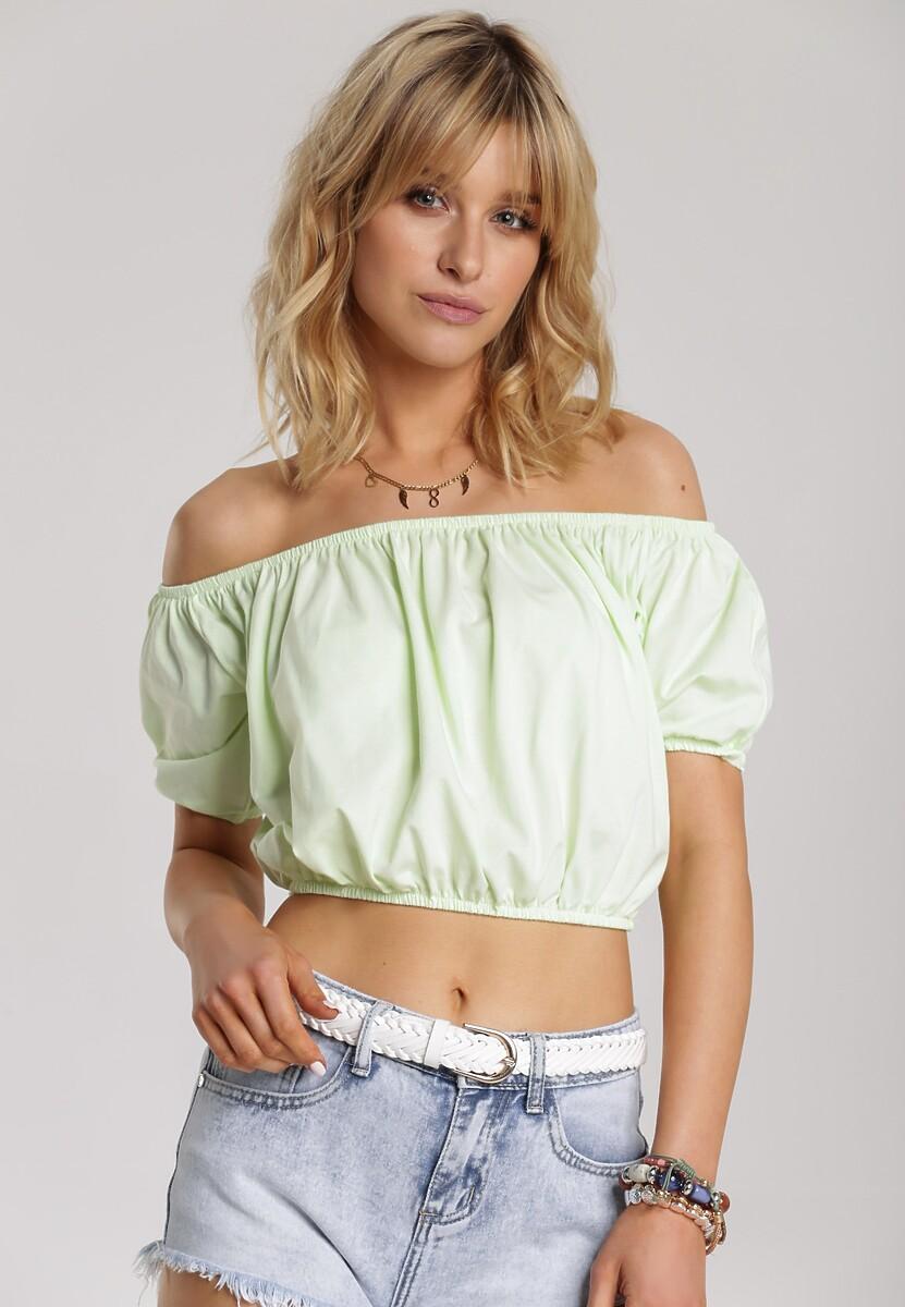 Limonkowa Bluzka Amalisis