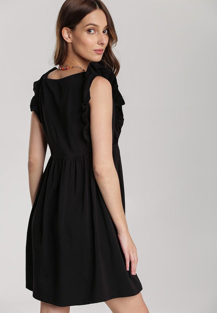 Czarna Sukienka Arriny