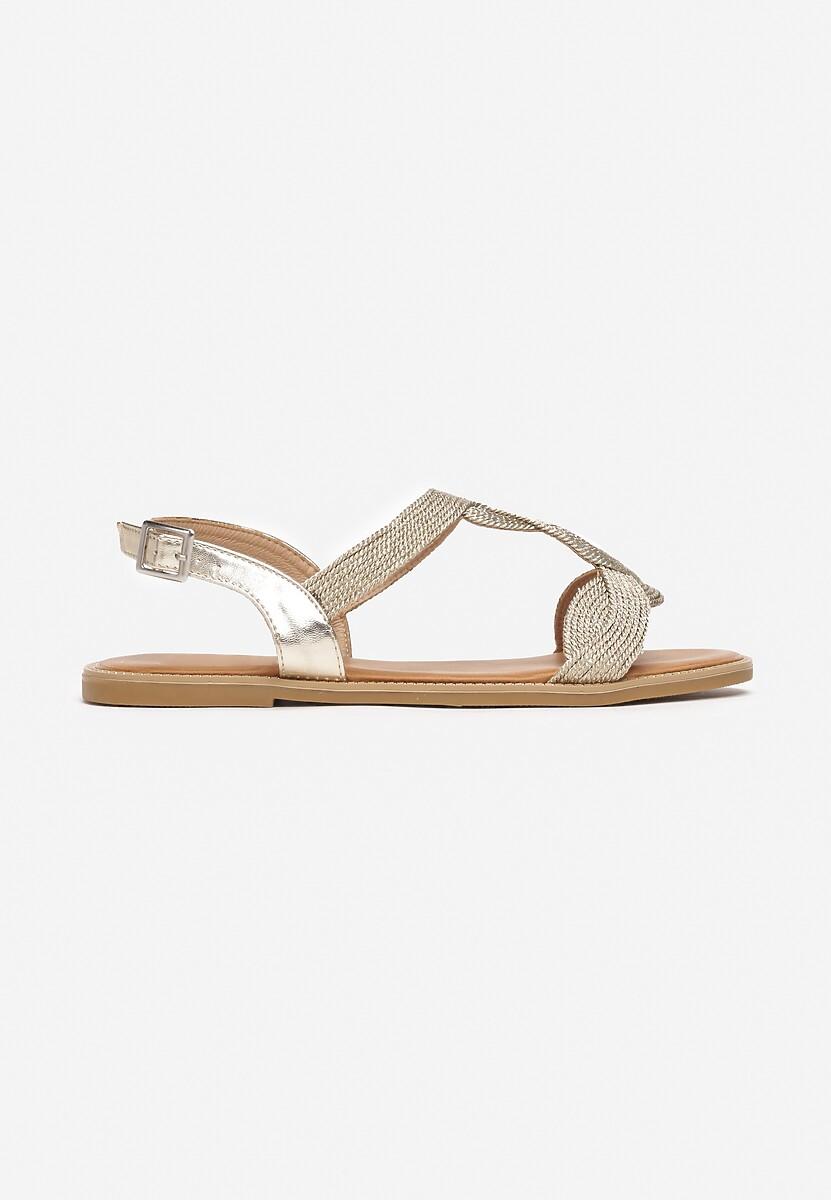 Złote Sandały Thevia