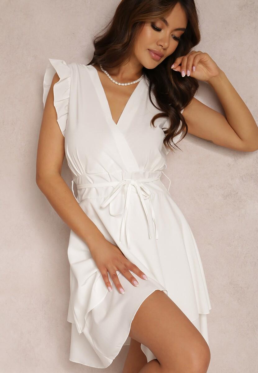 Biała Sukienka Ivetta