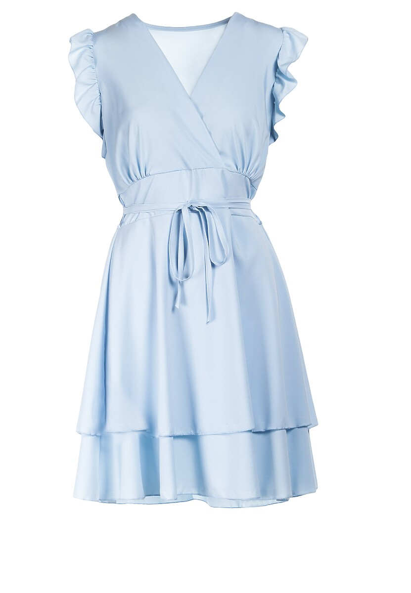 Jasnoniebieska Sukienka Ivetta