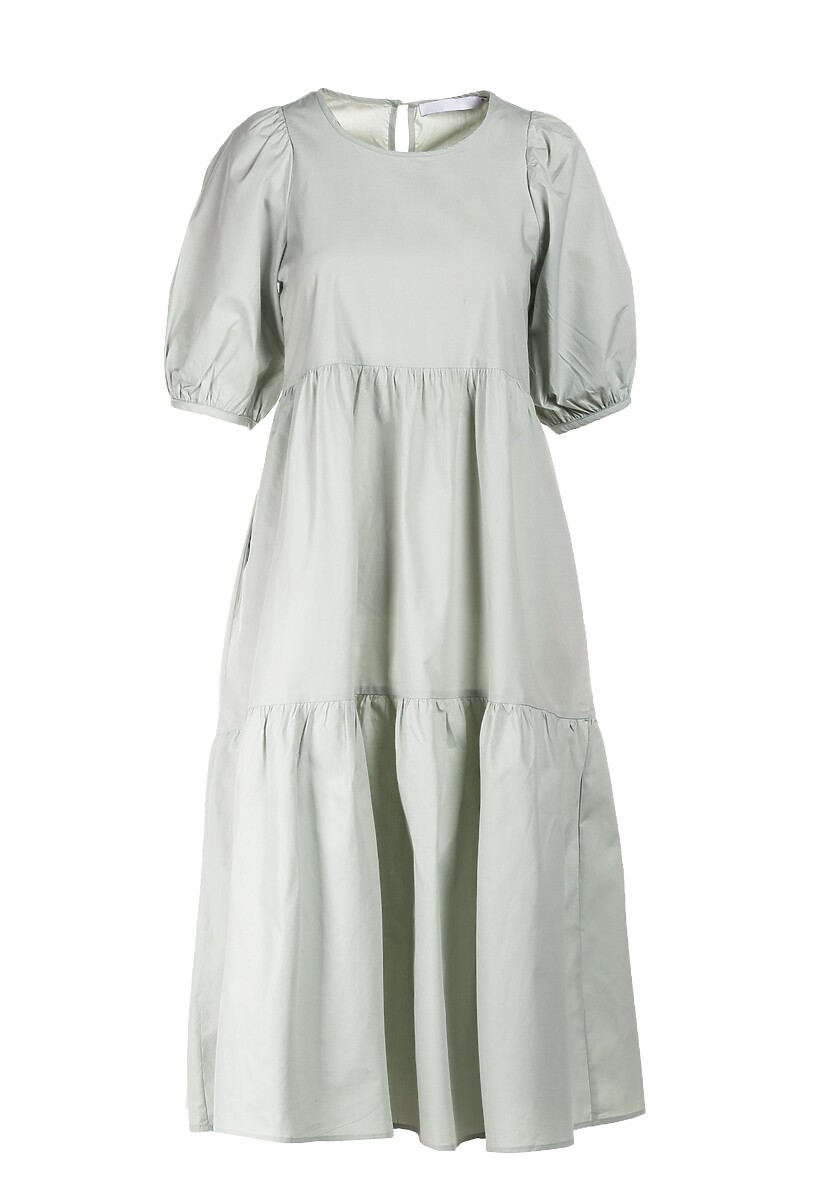 Miętowa Sukienka Sonoma