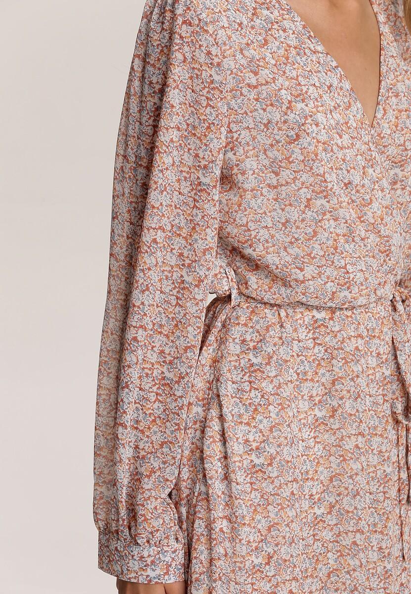 Łososiowa Sukienka Guinerinias