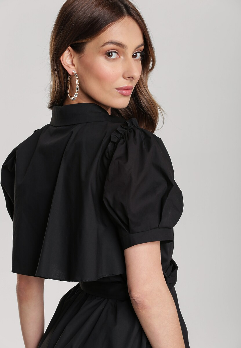 Czarna Sukienka Nedadoe