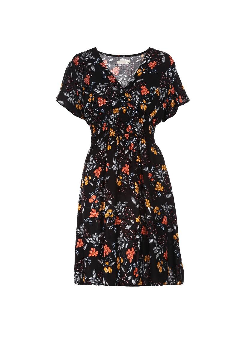 Czarna Sukienka Brithea