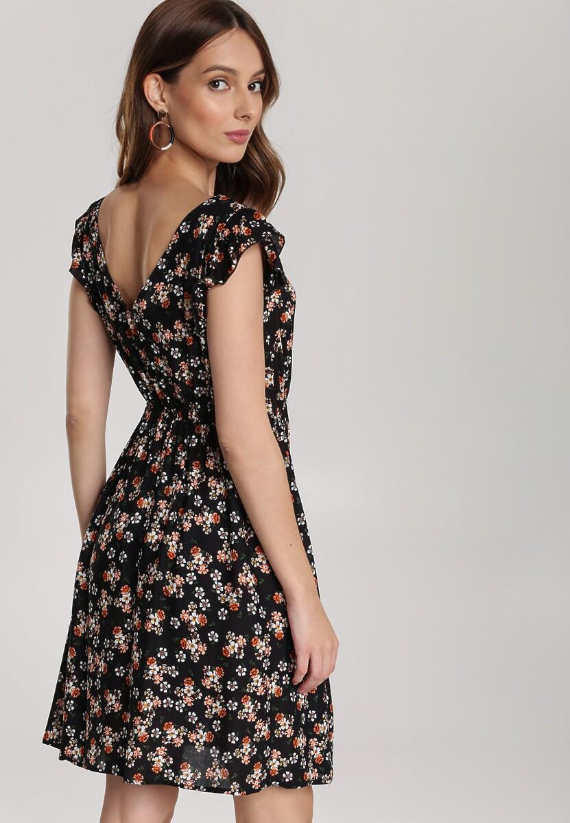 Czarna Sukienka Genineh