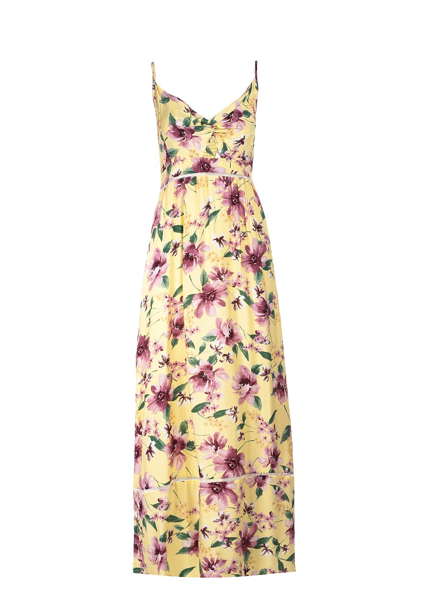 Żółta Sukienka Dreyma