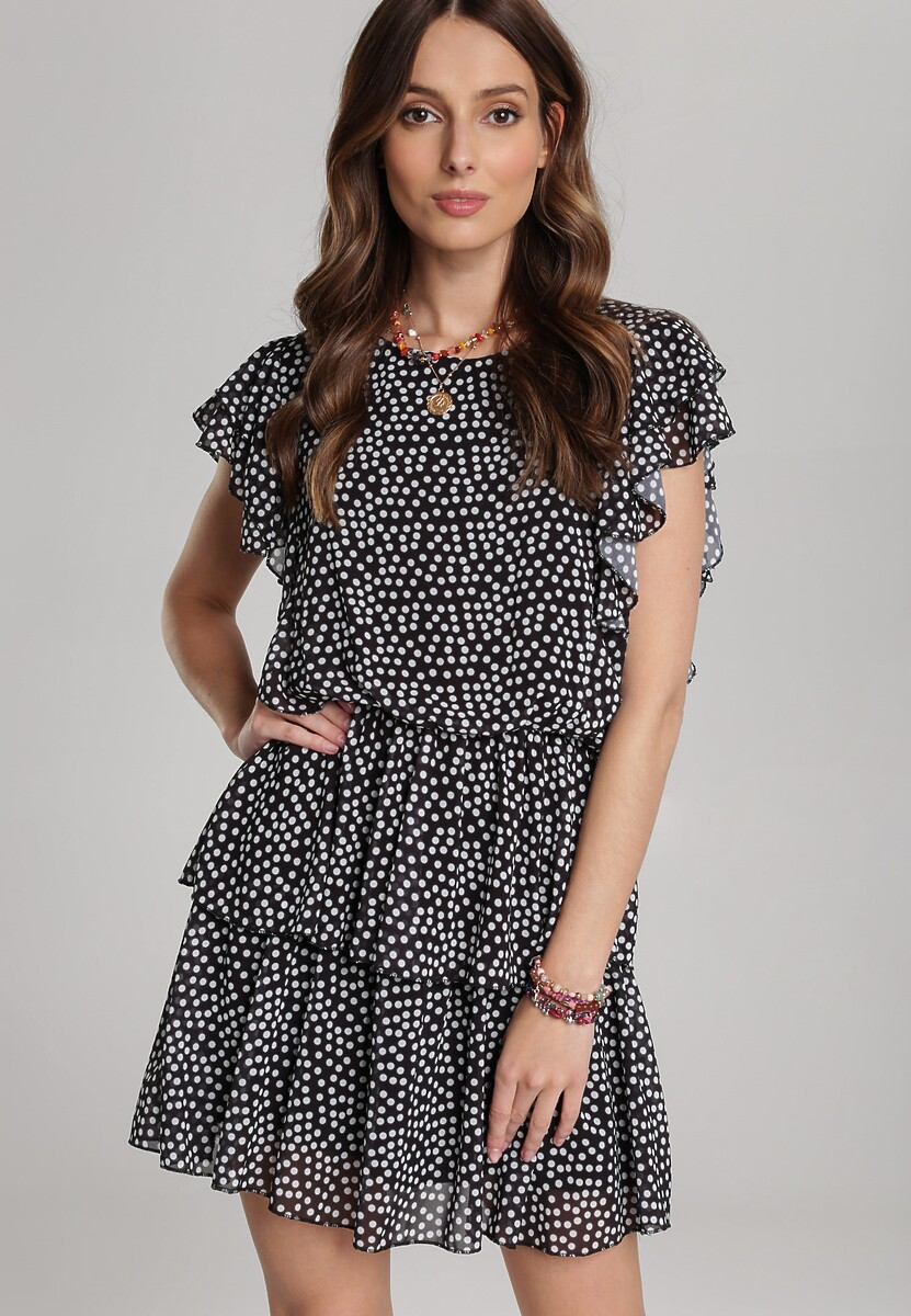 Czarna Sukienka Halilea