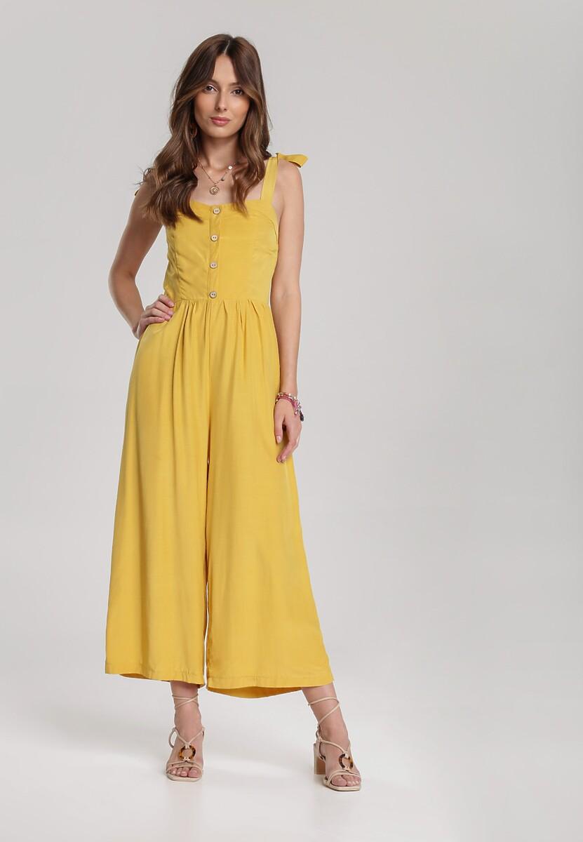 Żółty Kombinezon Iphalira