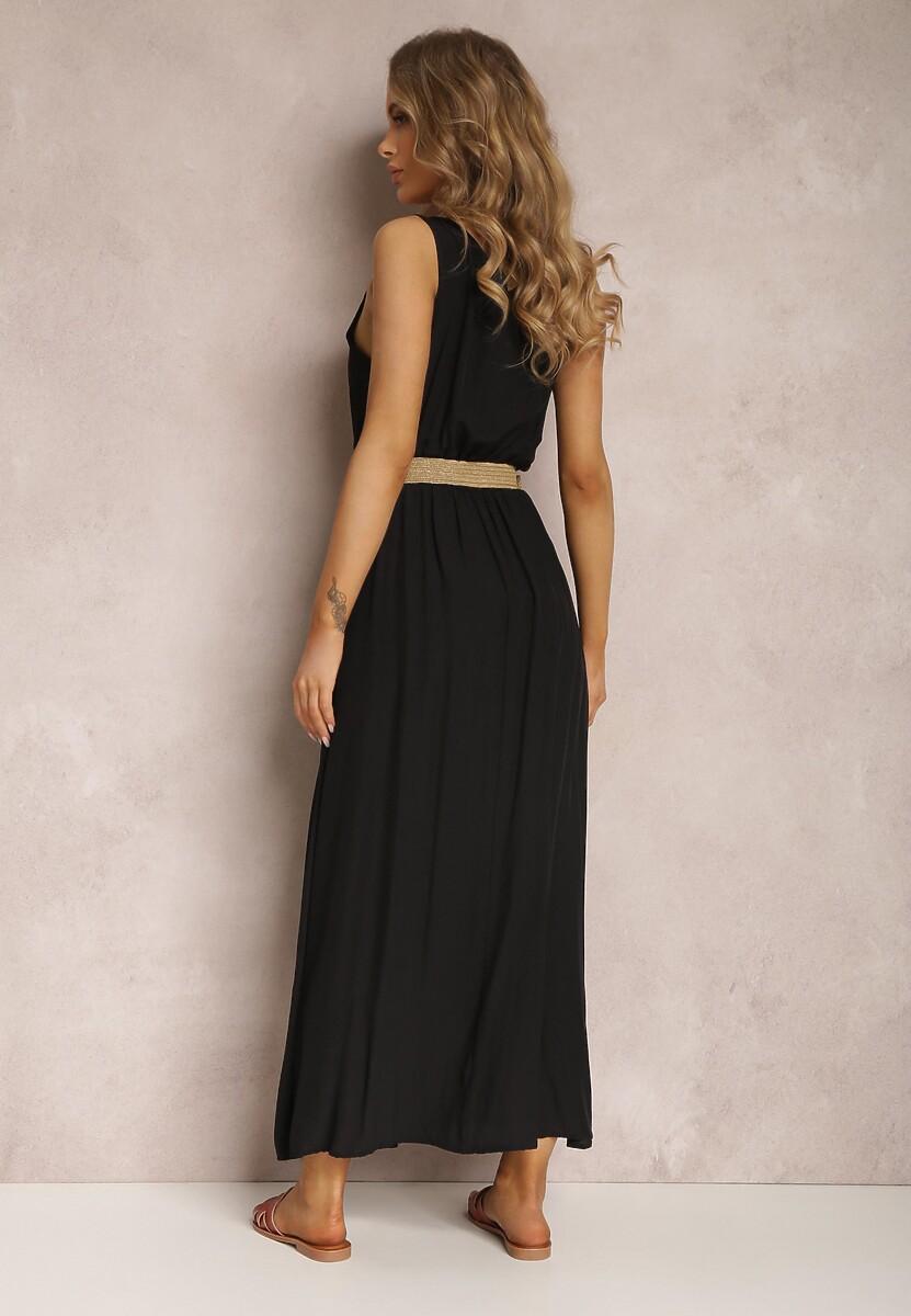 Czarna Sukienka Loraeshell