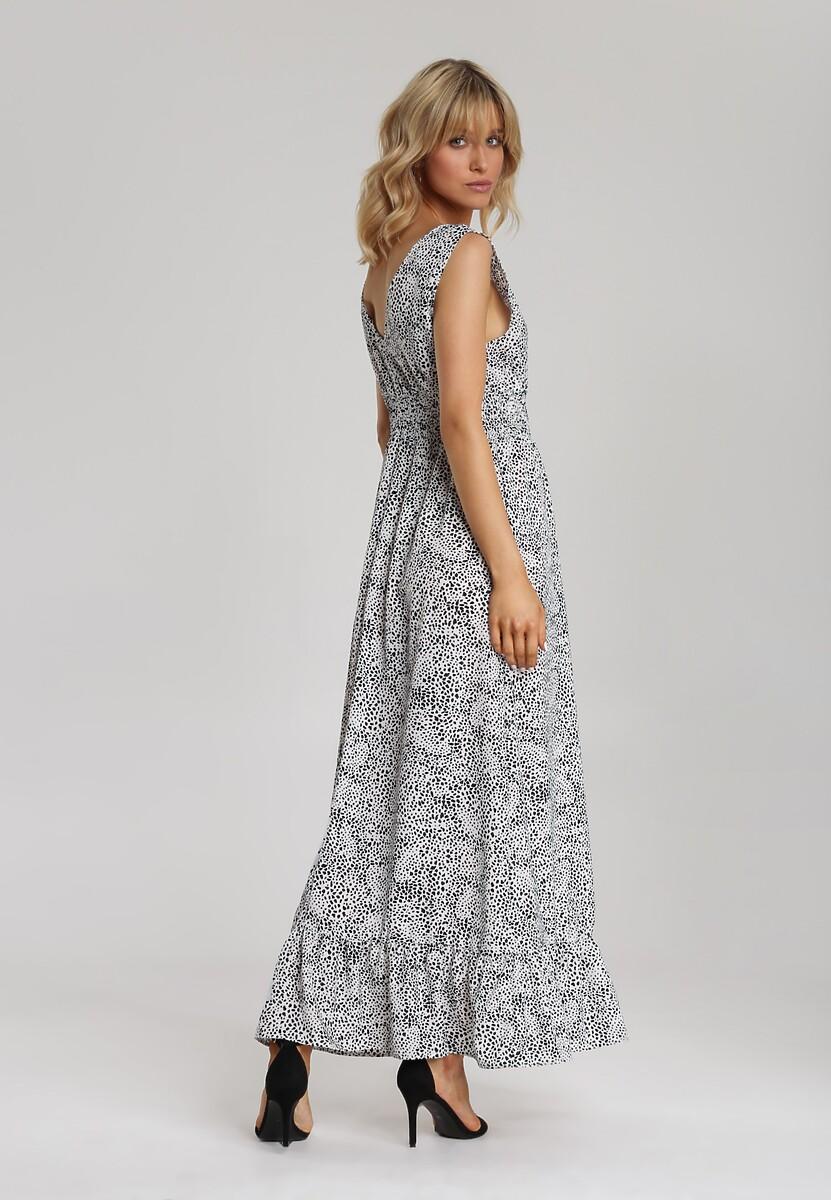 Biała Sukienka Mellodah