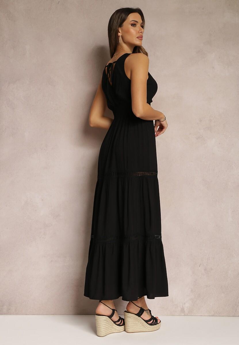 Czarna Sukienka Corisis
