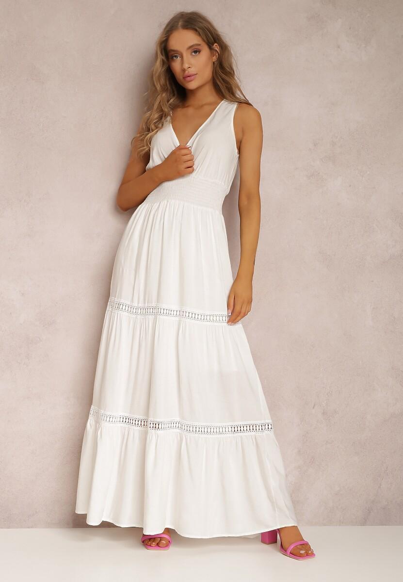 Biała Sukienka Corisis