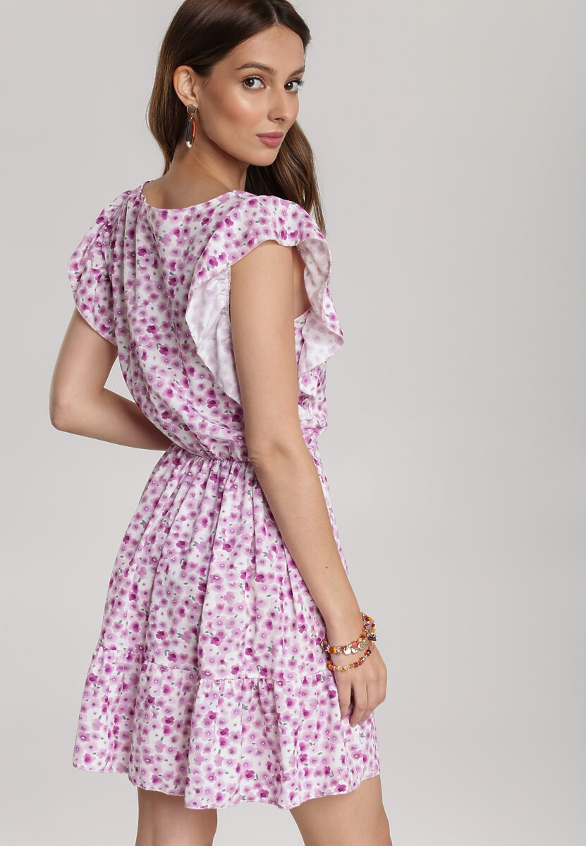 Fuksjowa Sukienka Aegavere