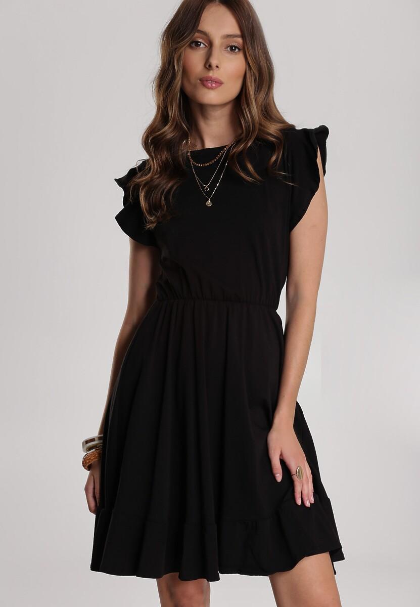 Czarna Sukienka Thalarina
