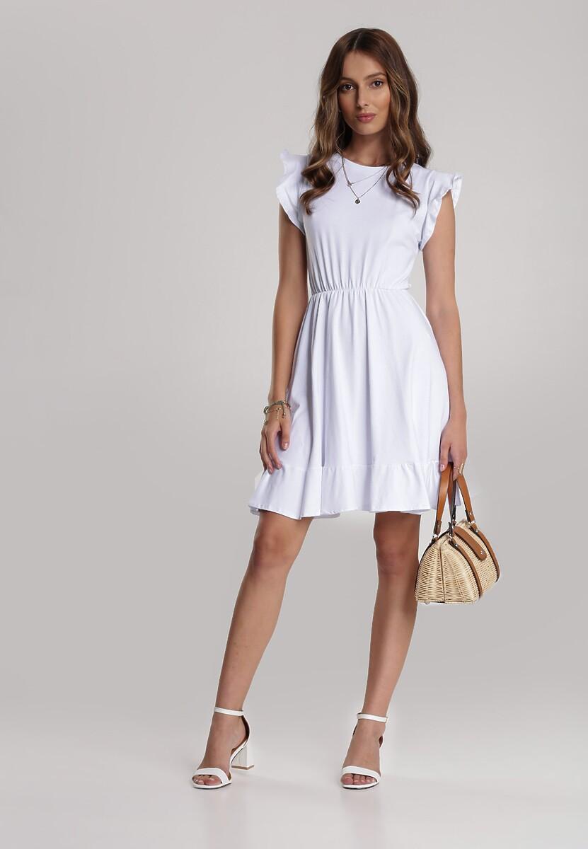 Biała Sukienka Thalarina