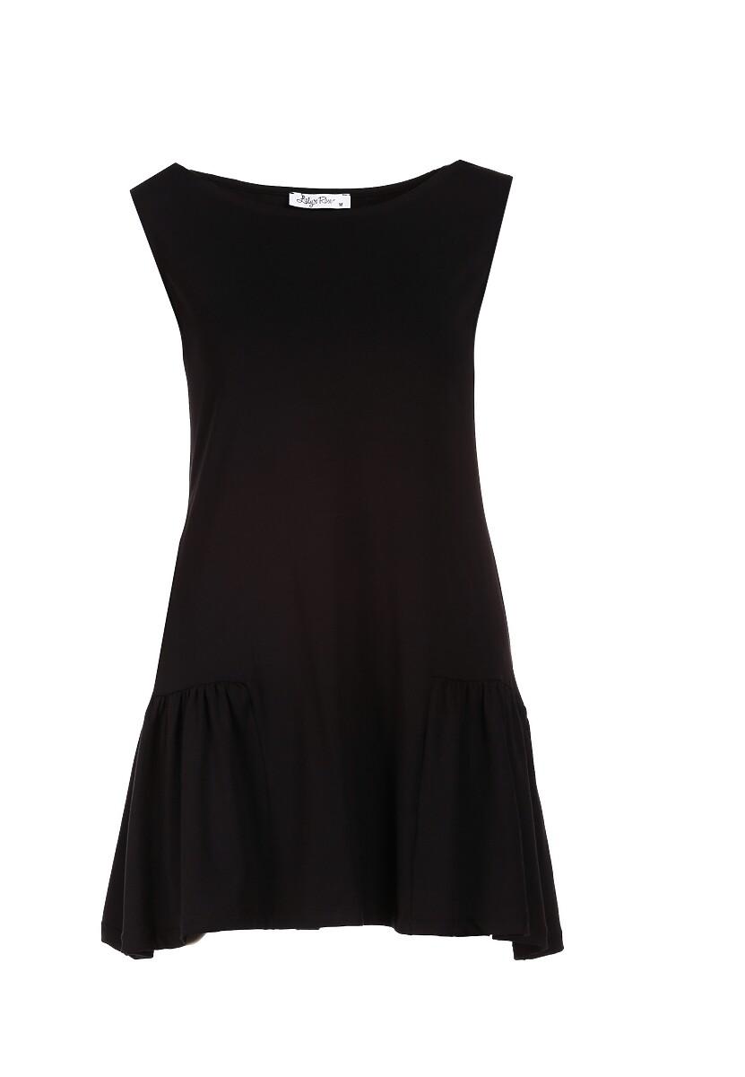 Czarna Sukienka Aqualise