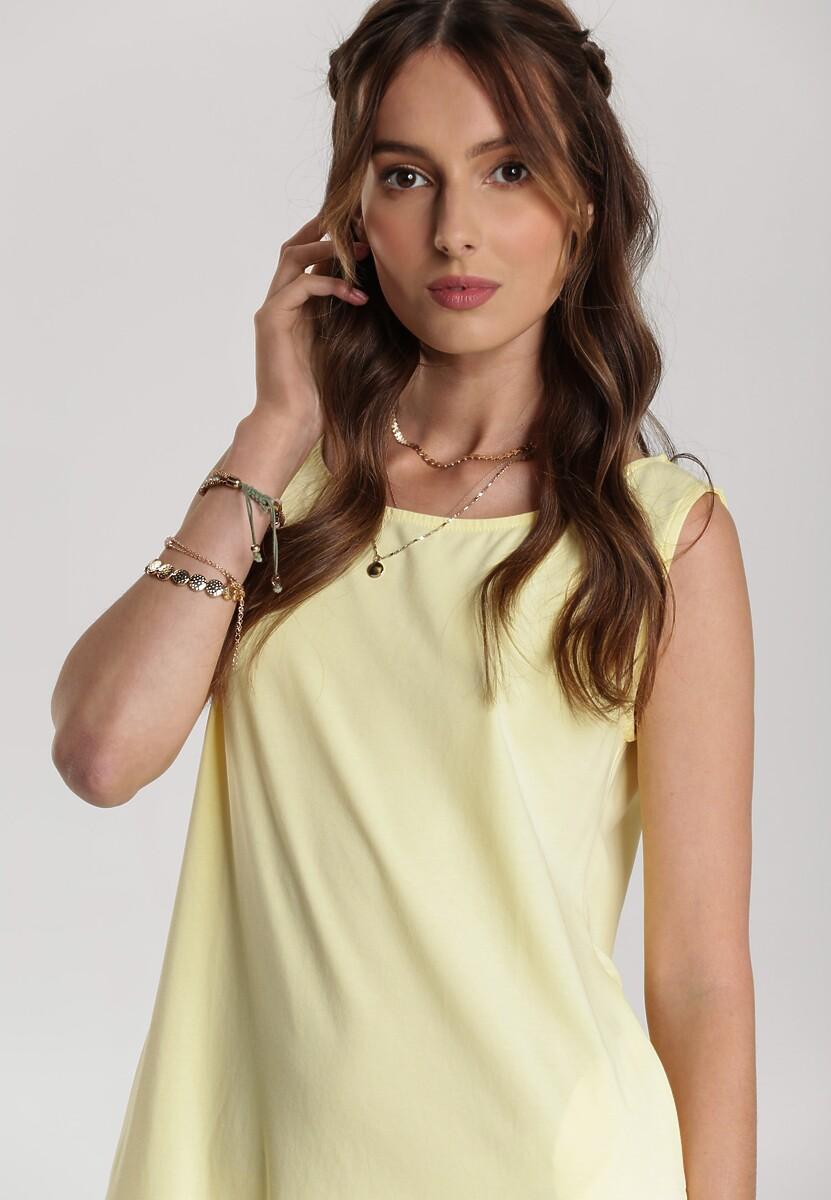 Żółta Sukienka Aqualise