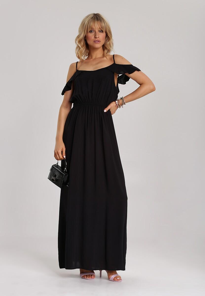 Czarna Sukienka Ephesia
