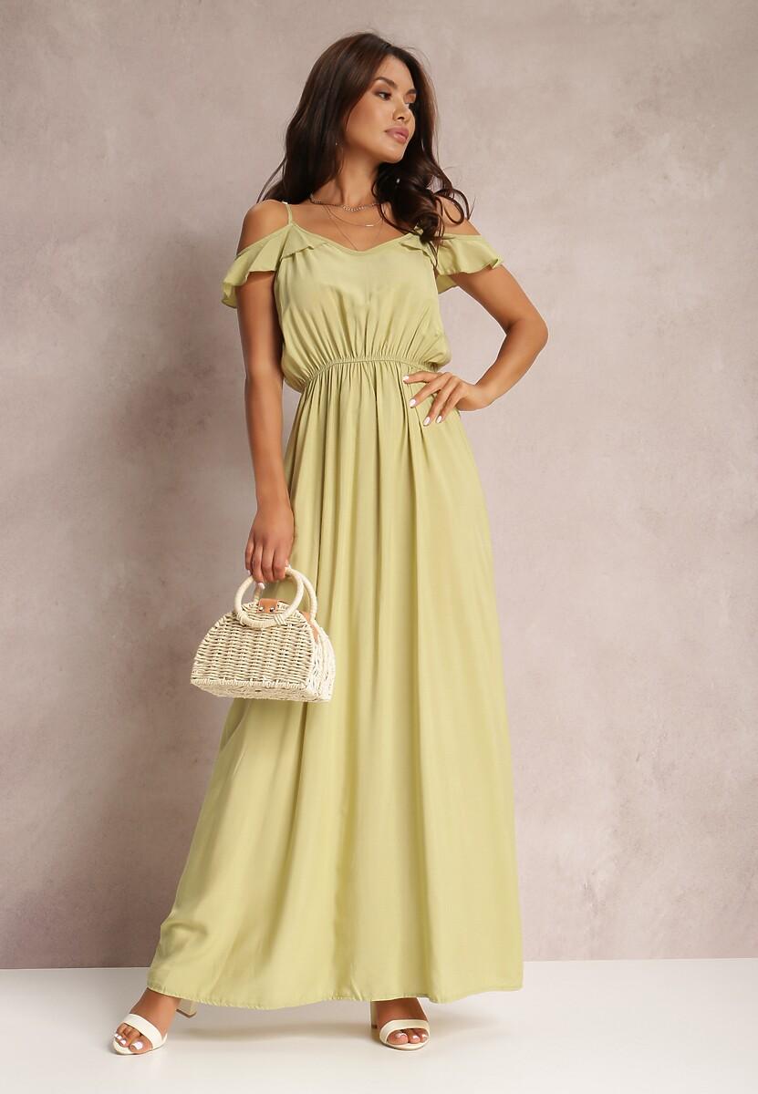 Zielona Sukienka Ephesia