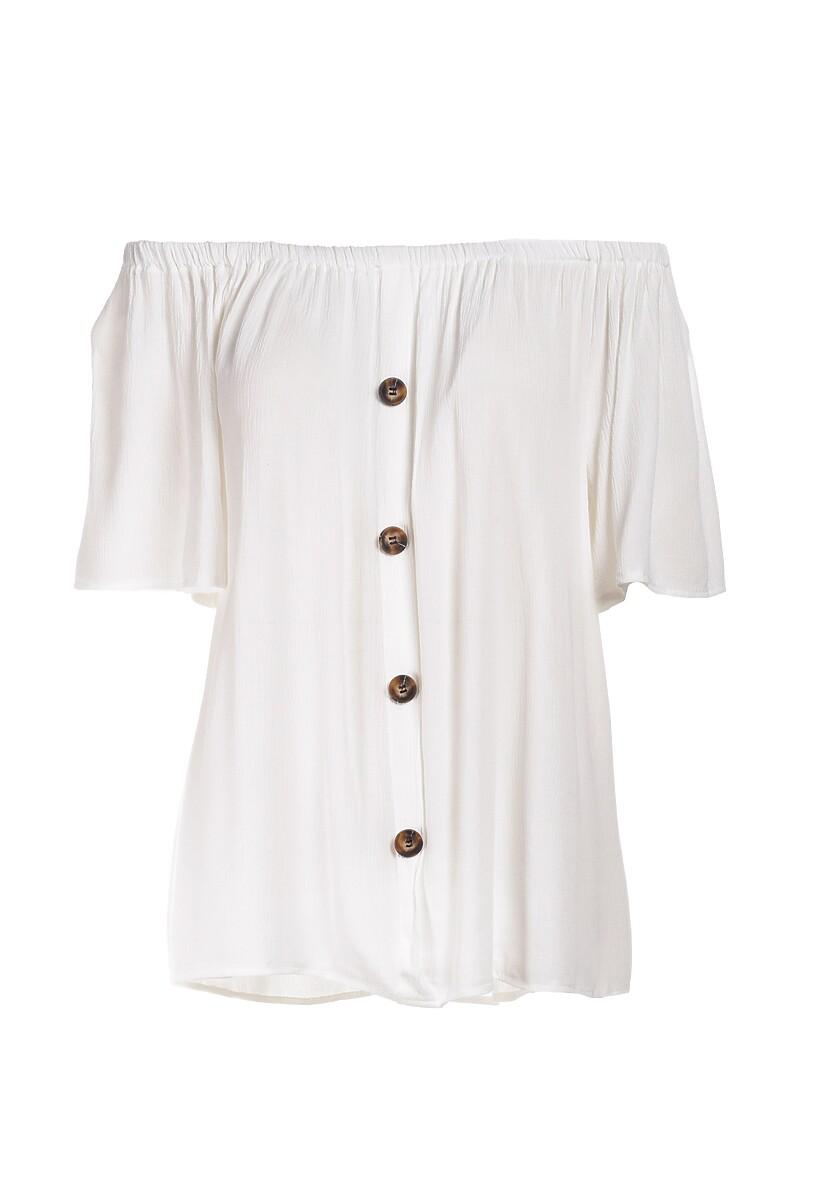 Biała Bluzka Sheirenna