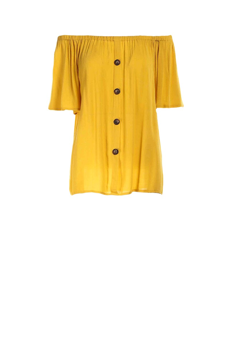 Żółta Bluzka Sheirenna