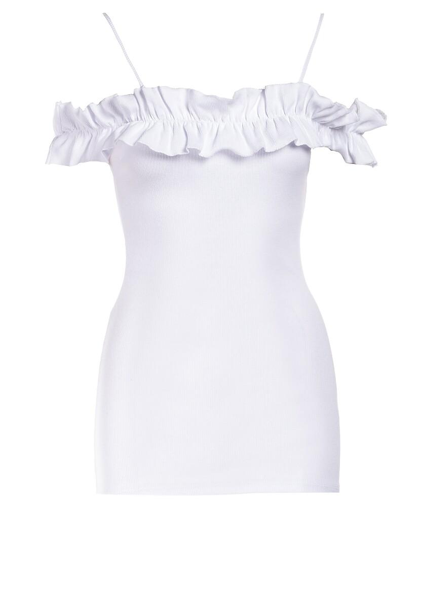 Biała Bluzka Aluroe