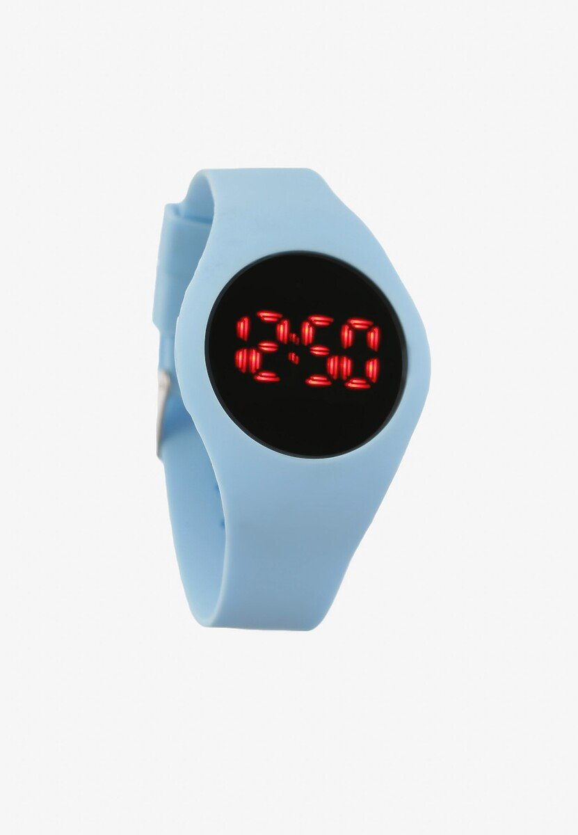 Jasnoniebieski Zegarek Aerelia