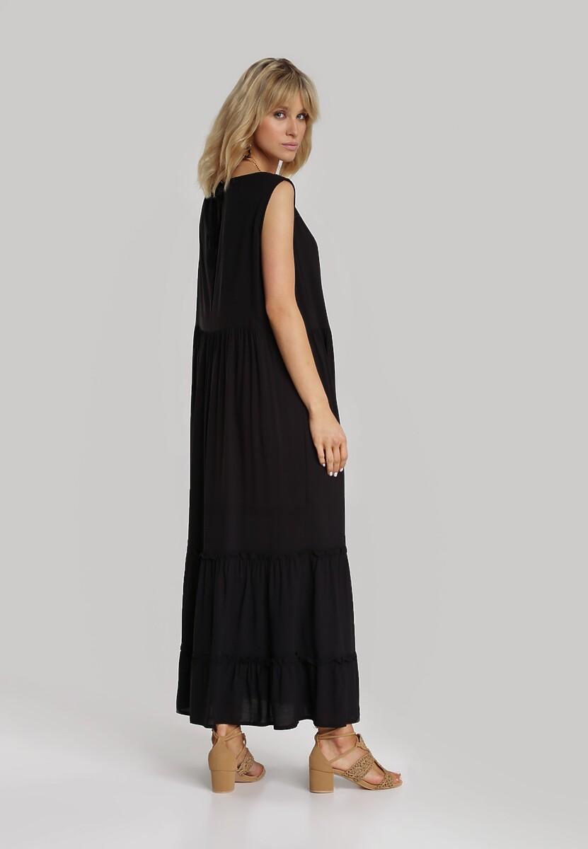 Czarna Sukienka Adrareida