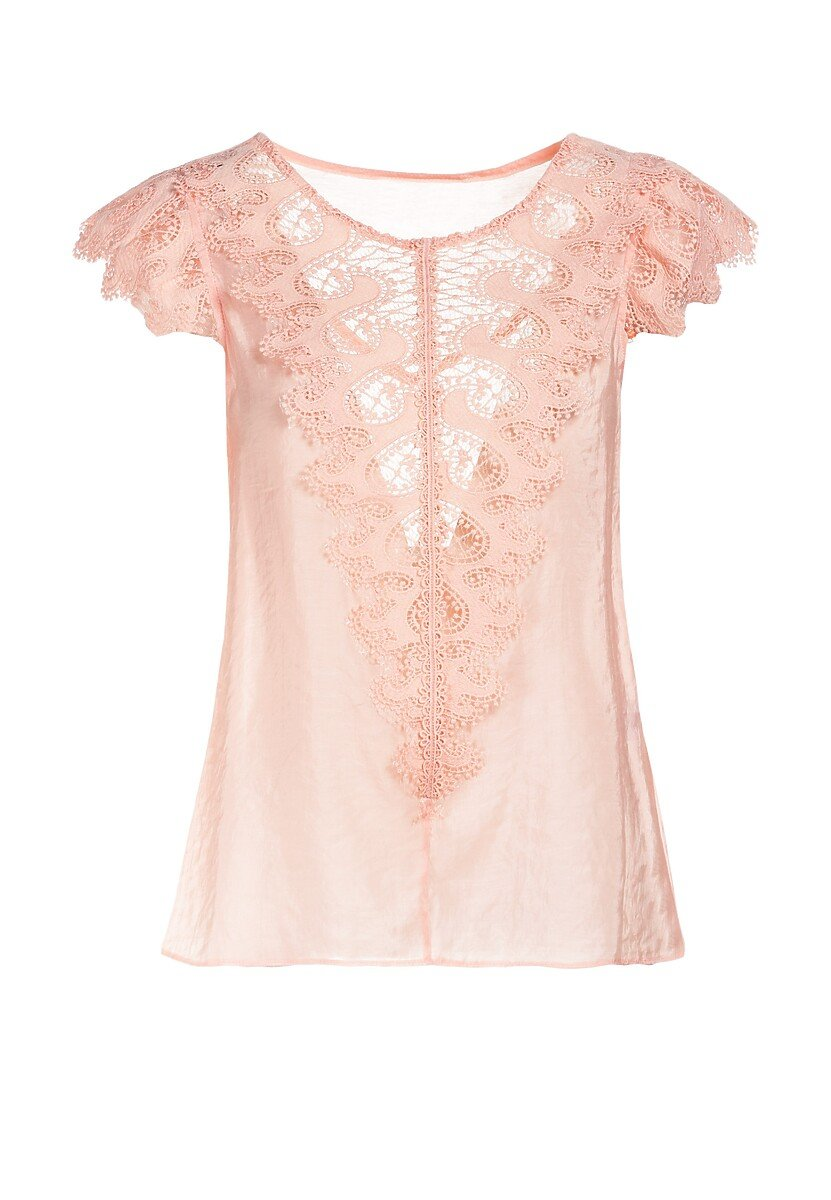 Różowa Bluzka Aeganora