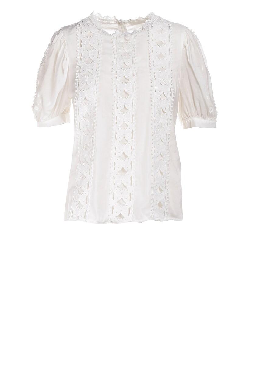 Biała Bluzka Neridine
