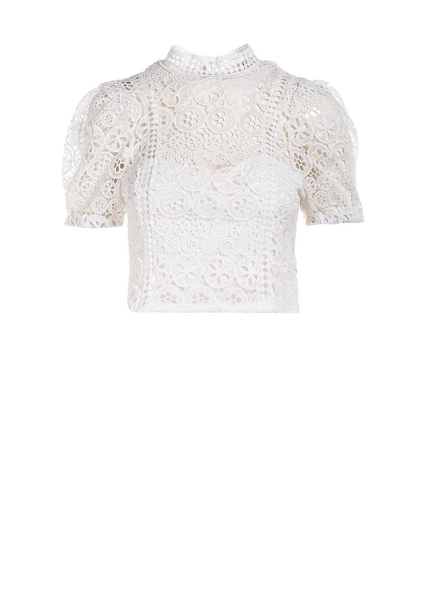 Biała Bluzka Theminiassi