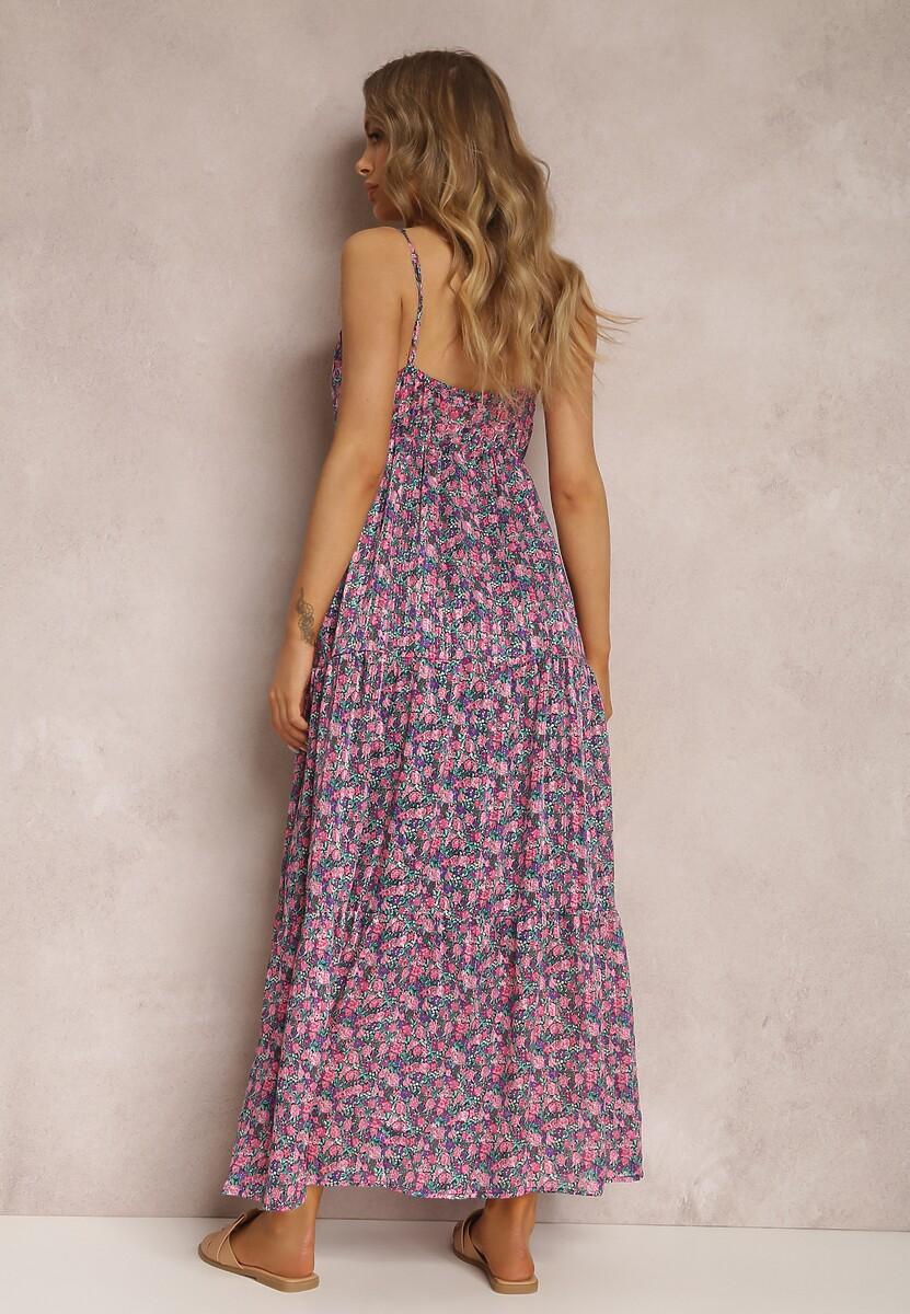 Fuksjowa Sukienka Ilenome