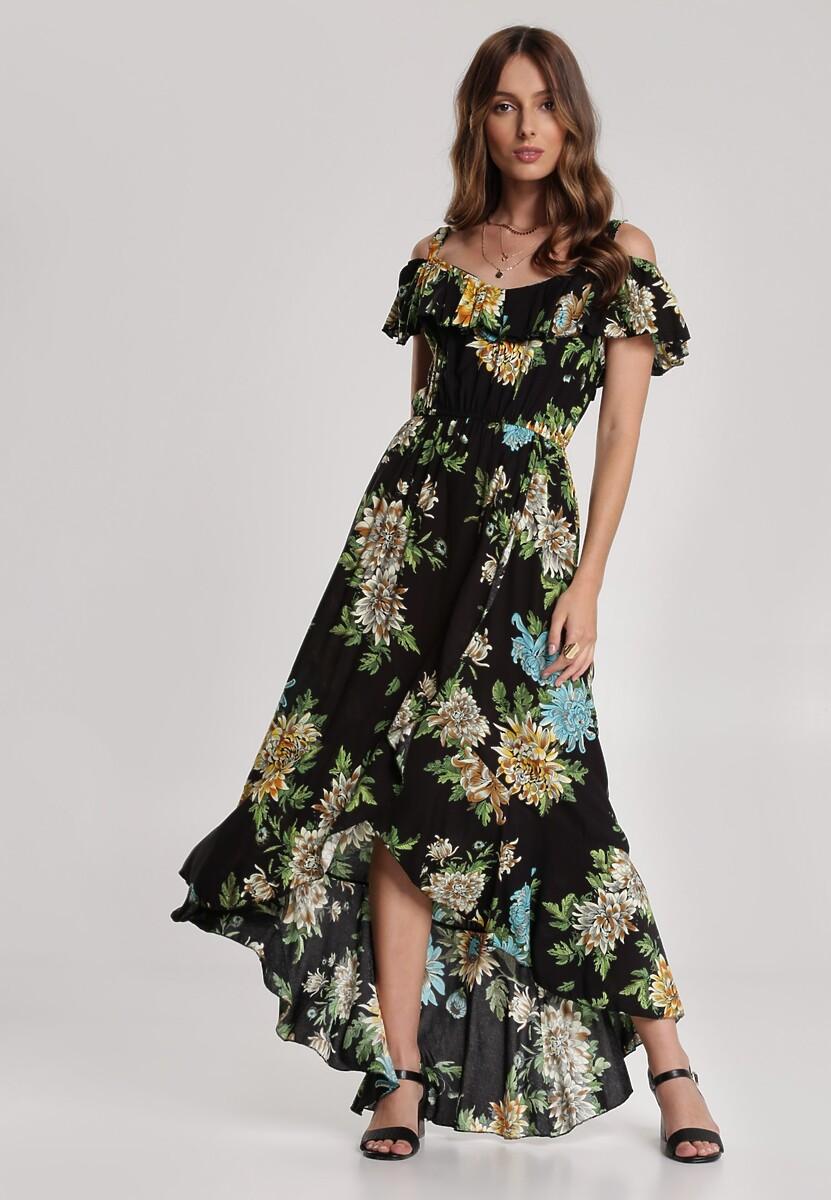 Czarna Sukienka Phiamisia