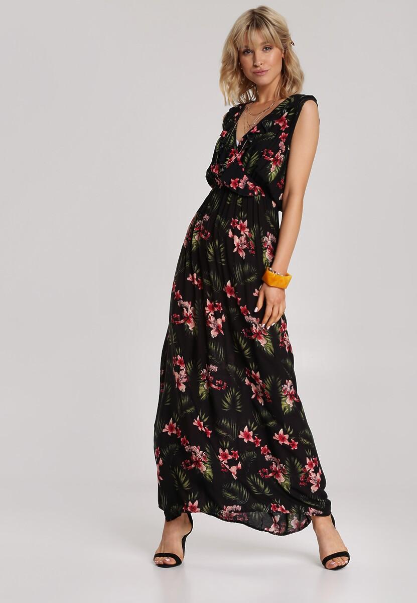 Czarna Sukienka Assalla