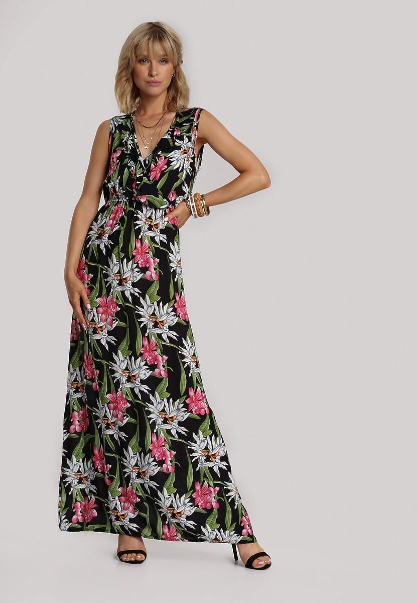 Czarna Sukienka Brily