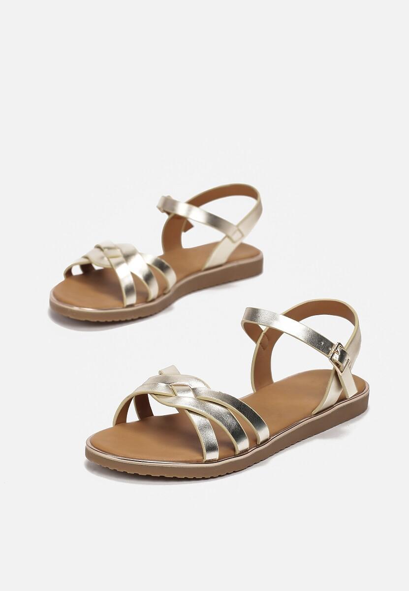 Złote Sandały Astelaeno