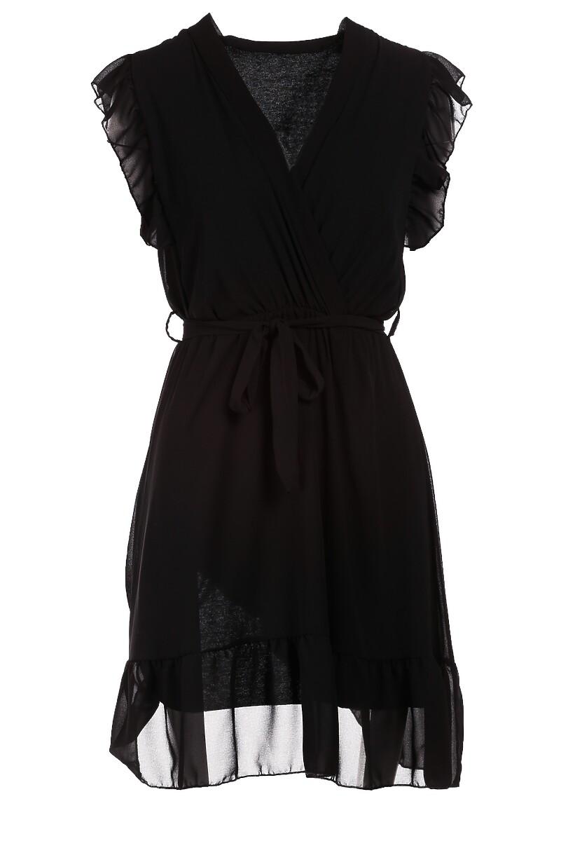 Czarna Sukienka Heliris