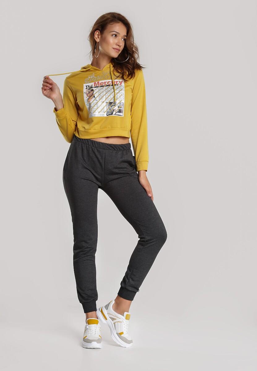 Żółta Bluza Kelasis