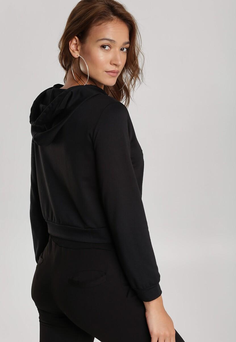 Czarna Bluza Kelasis