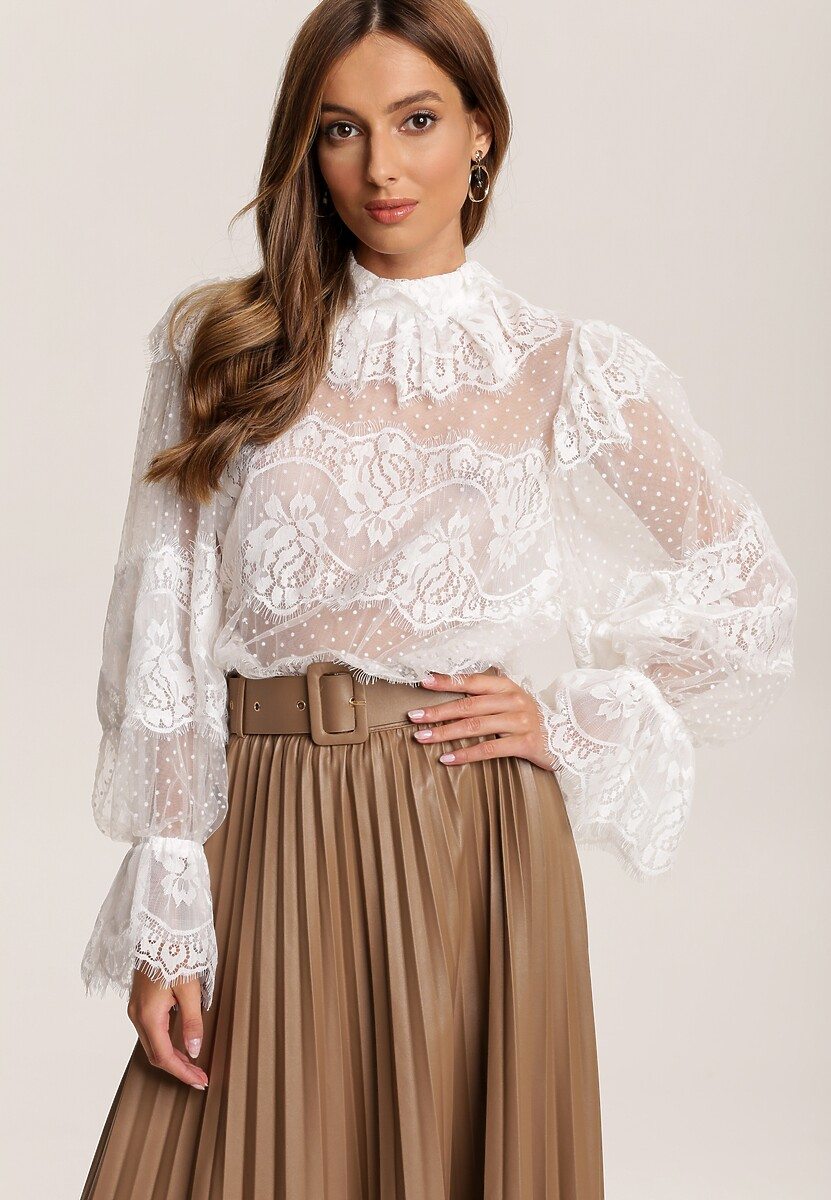 Biała Bluzka Asimilia