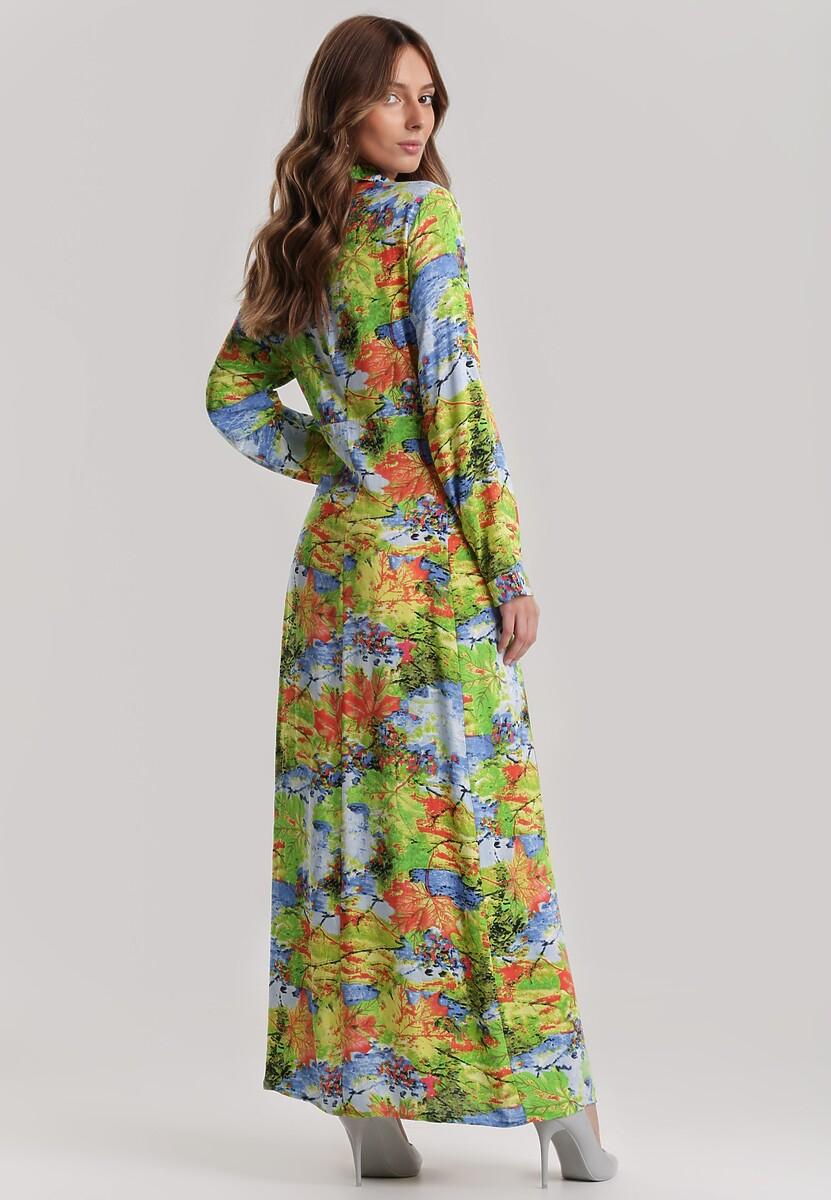 Zielona Sukienka Mysnos