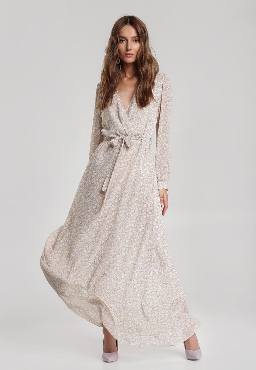 Jasnofioletowa Sukienka Dorylis