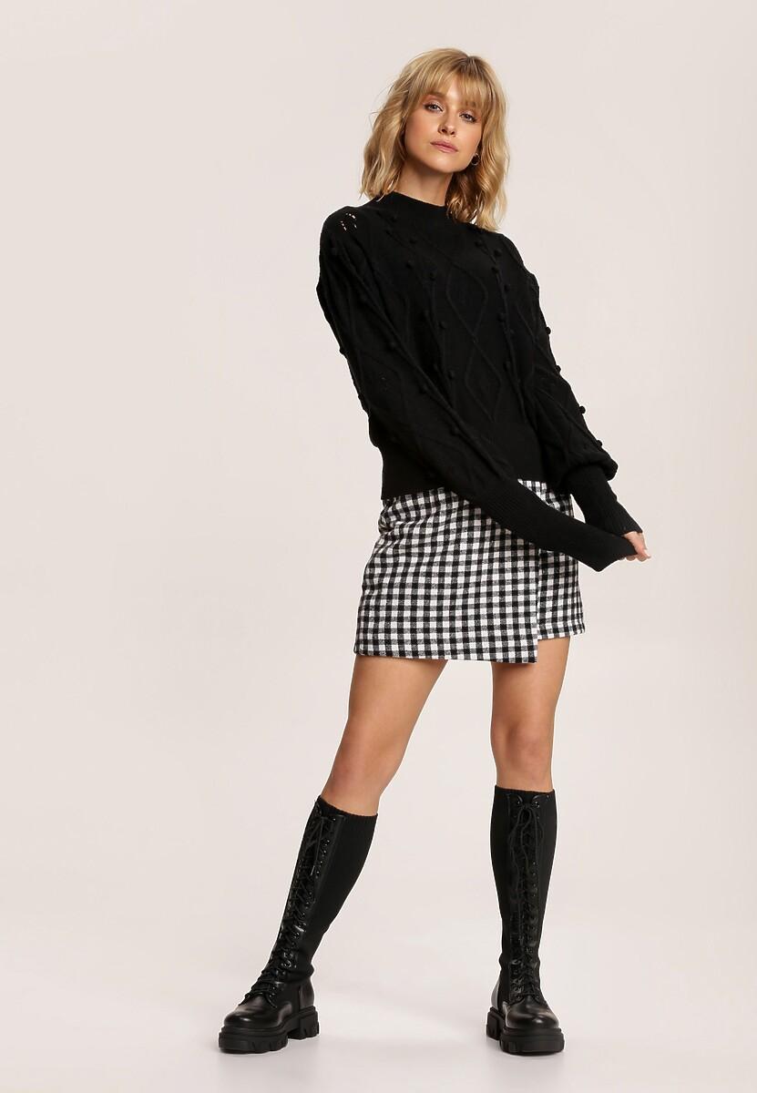 Czarny Sweter Thesise