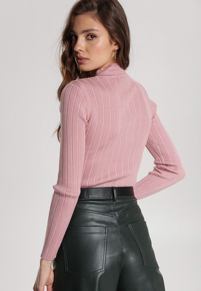 Różowy Sweter Adothera