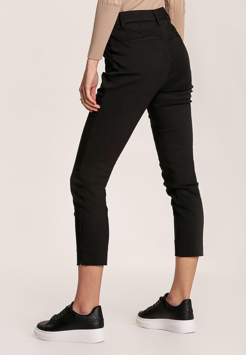 Czarne Spodnie Eupherelia