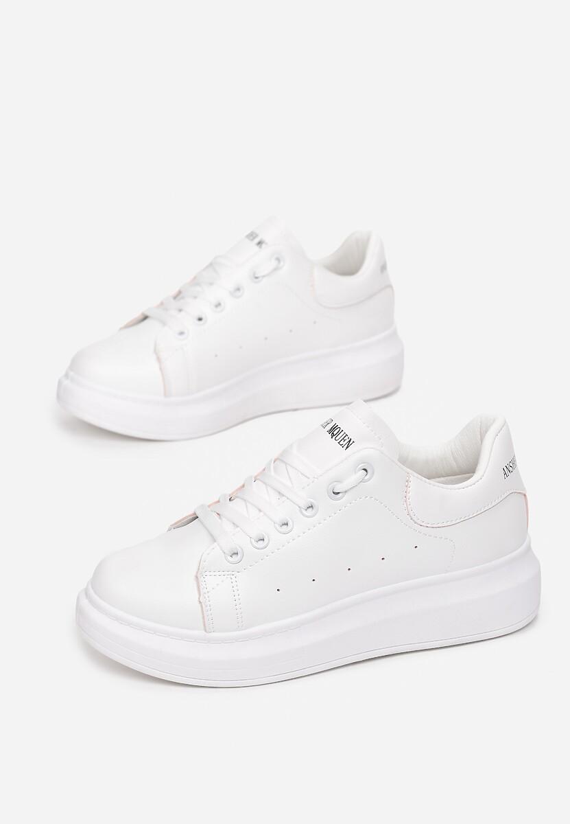 Białe Sneakersy Lynnarah