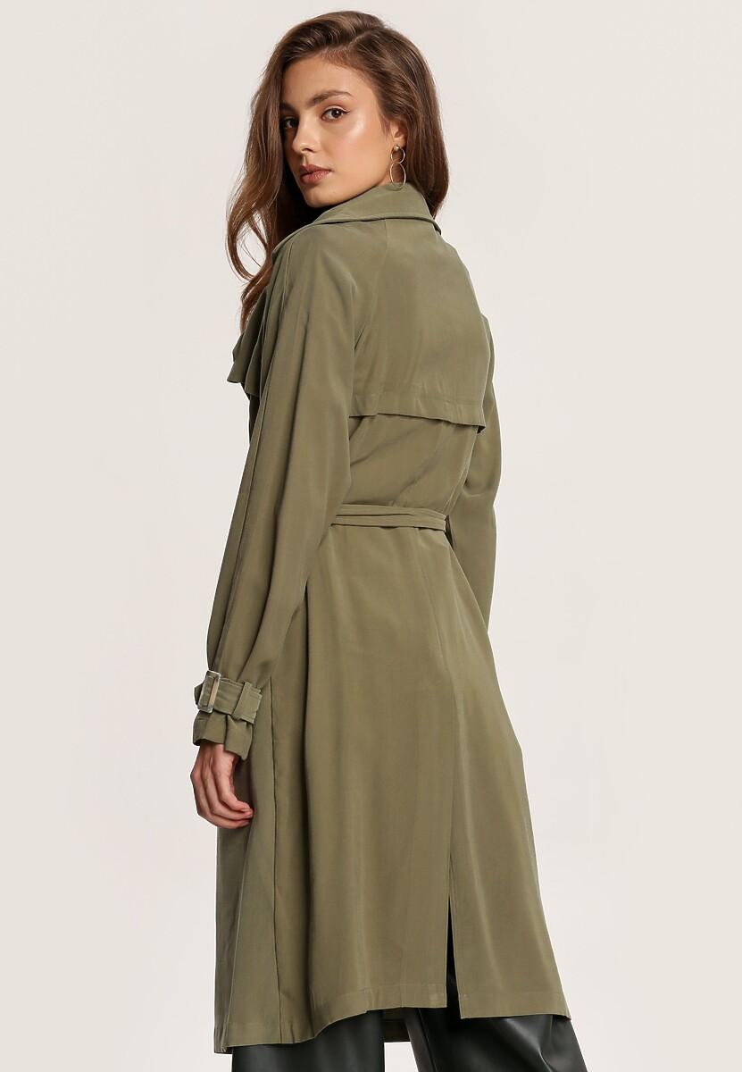 Zielony Płaszcz Fyrelynore