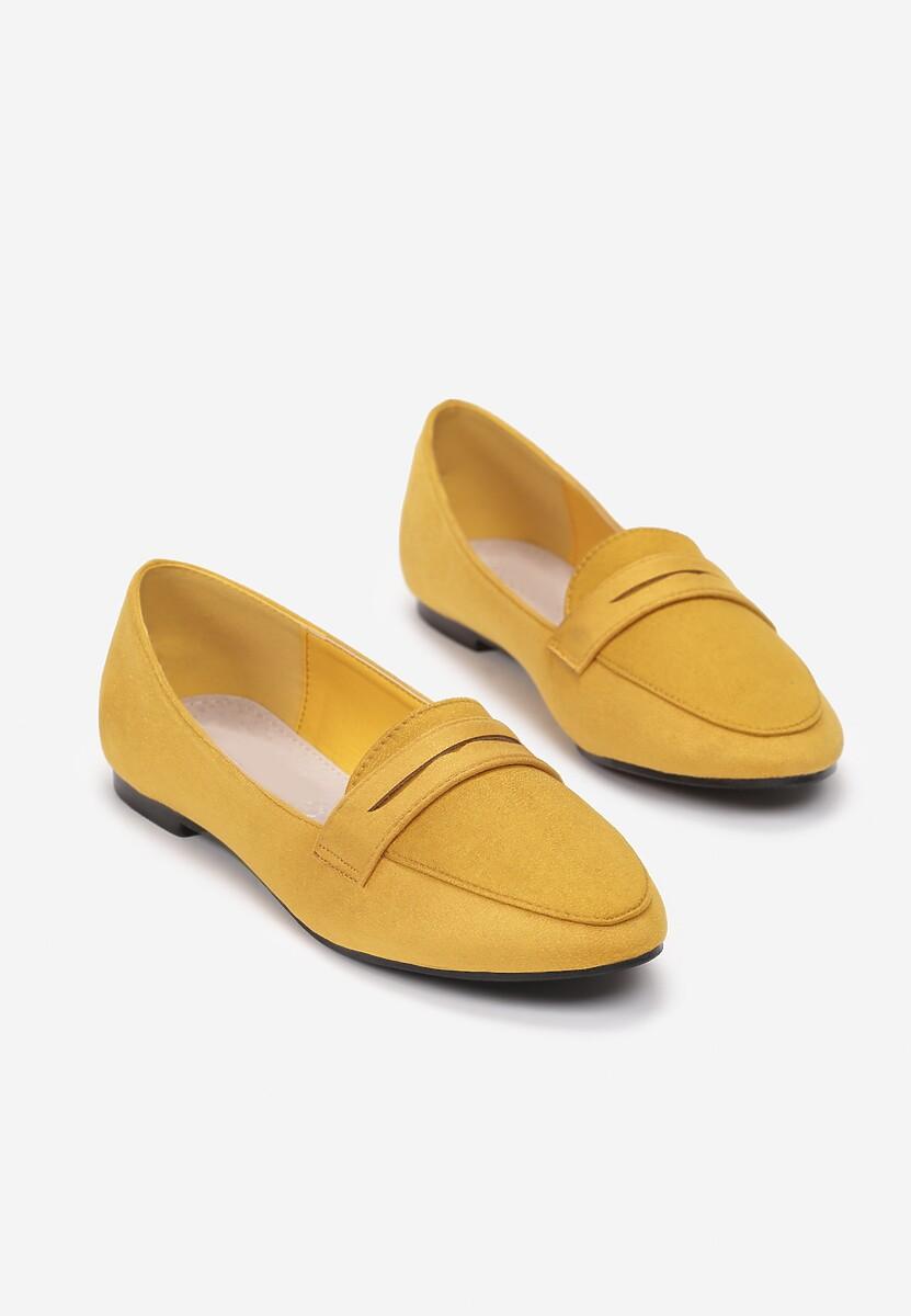 Żółte Mokasyny Avalena